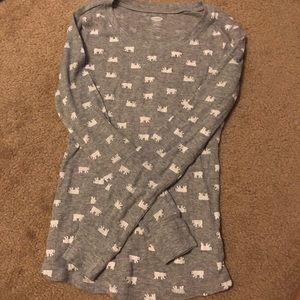 🐾 Old Navy Pajama Top 🐾